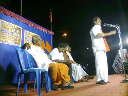 மாலங்கன், ருத்ரசேனா