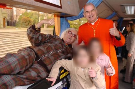 Cardinal  Keith OBrien involved in sex