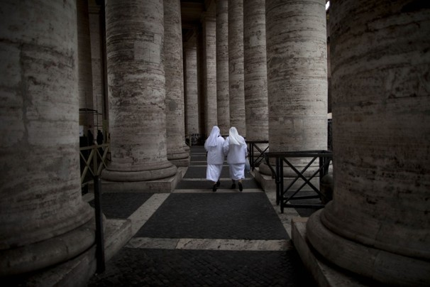 Vatican sex  Pope resignation 2013
