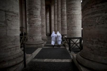 Vatican sex  Pope resignation 2013