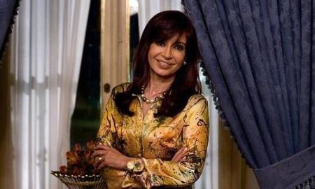 Christina Kirchener Argentine president2