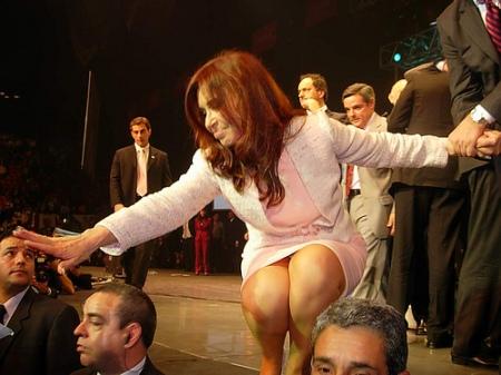 Christina Kirchener Argentine president3