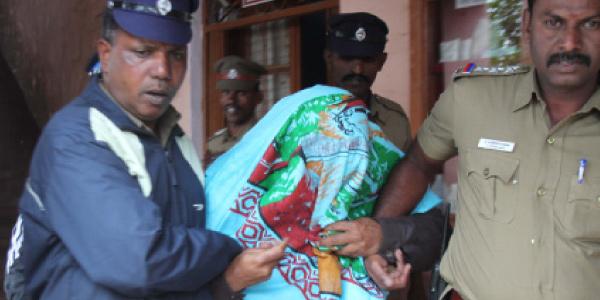 Ooty pastor victor arrested 2013