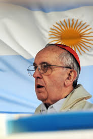 Pope-with-other-believers-objected