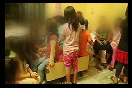 அனுமதி இல்லாமல் காப்பகம் - பாலியல் செய்கைகளுக்கு ஈடுபடுத்தப் பட்டது