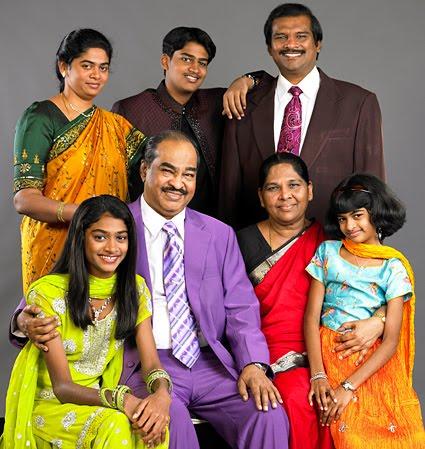 dgs dhinakaran family