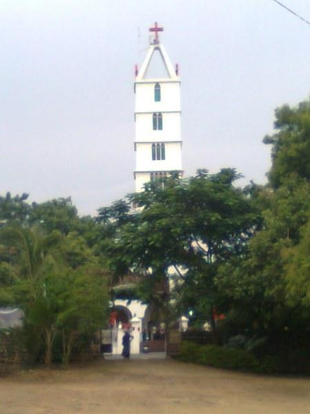 Hasthampatti church