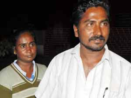 Manikandan-Rekha-complained about Christian teacher