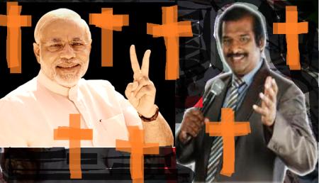 கர்த்தரே, மோடிக்காக நான் ஜெபீக்கிறேன், ஆண்டவரே அவரை ராஜாவாக்குங்கள். உமது ராஜ்யம் வரவேண்டுமானால், அவரை ராஜாவாக்குங்கள்! ஆமென்!