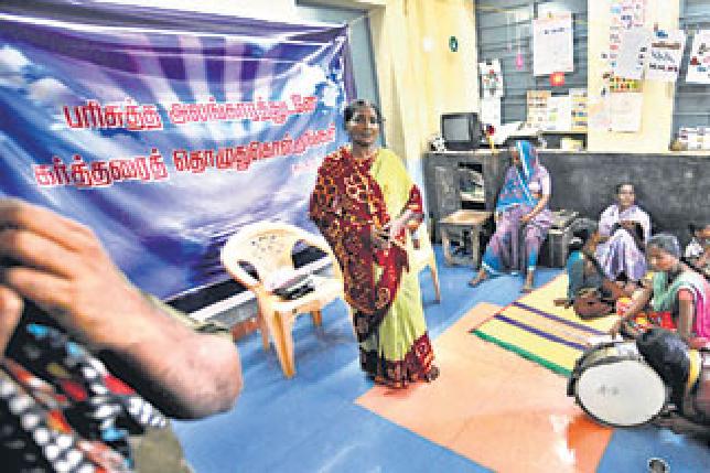 Dinasmalar-photo-Christian propaganda in Balvadi