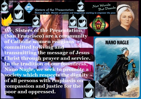 20-12-2013 - Nano Nagle-mission statement etc