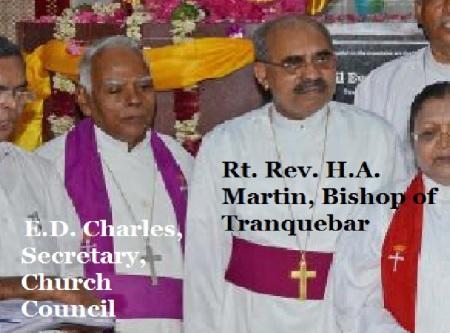 சார்லஸ் மற்றும் மார்ட்டின் 2012