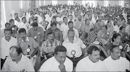 லுத்தரன் சர்ச் தேர்தல் திருச்சி