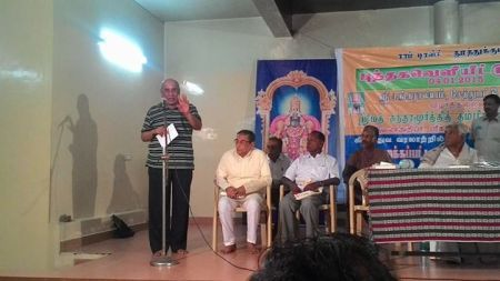 18. S. Kalyanaraman speaking-Haran