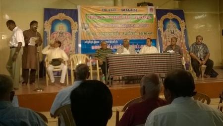 2. Stage- Krishnaswamy, Kasivelu, S. Kalyanaraman, Vedantham, Sami Thyagarajan, S. Ramachandran, K.V.Ramakrishna Rao, G.P.Srinivasan-KSP