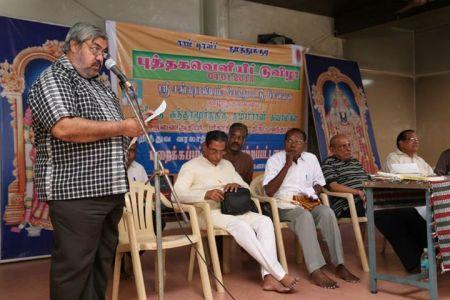 21. K. V. Ramakrishna Rao speaking - Haran