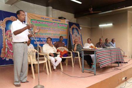 23. Kasivelu speaking