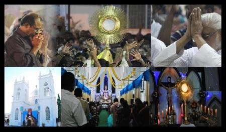 Coimbatore diocese- Fr Joseph Felix- the black sheep hiding