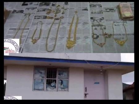 கொடைக்கானல் கொலை - Jewels and money; the house of Pastor