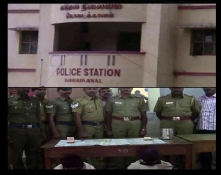 கொடைக்கானல் கொலை -murders arrested by the police