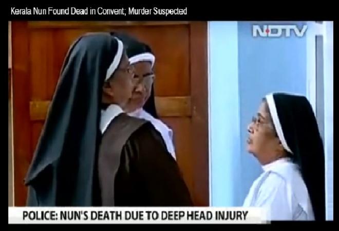 Amla-murdered September 2015 - Lisieux Carmelite Convent