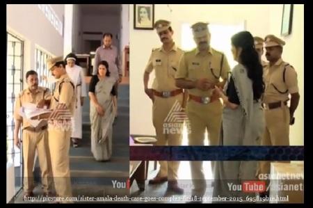 Kerala nun murder - police investigation at CMC