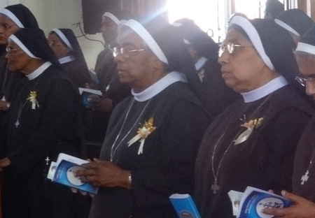 Lisieux Carmelite Convent-nuns.2