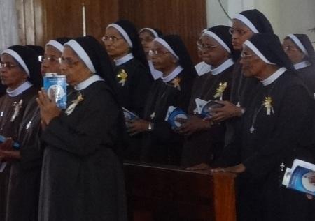 Lisieux Carmelite Convent-nuns