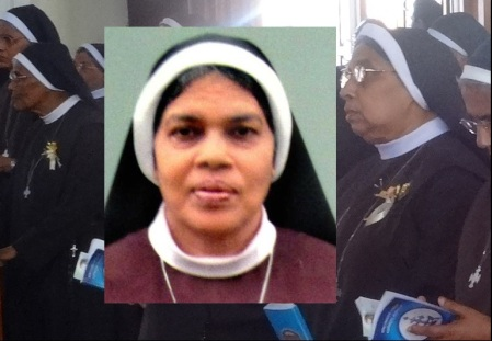 Lisieux Carmelite Convent-Sr Amala murdered