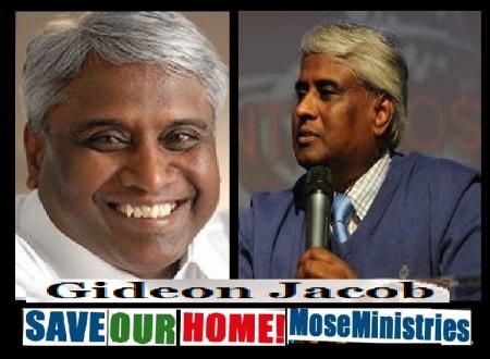 Mose Ministries Trichy - Gideon Jacob
