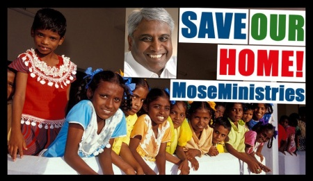 Mose Ministries Trichy - save our home propaganda
