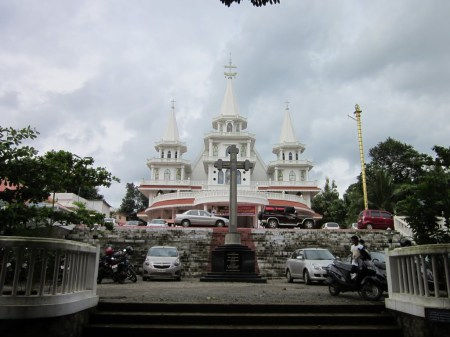 Pala-Kizhathadiyoor-St Josephs Church