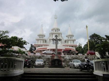 Pala-Kizhathadiyoor-St Josephs Church