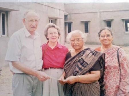 Zonta Research Centre, Madambakkam- donors, May george, Janaki
