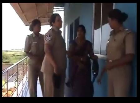 கன்னியாகுமரி - எழுப்புதல் கூட்டம் - கைது - மூன்றாவது பெண்