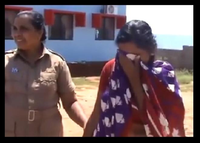 கன்னியாகுமரி - எழுப்புதல் கூட்டம் - கைது - இன்னொரு பெண்