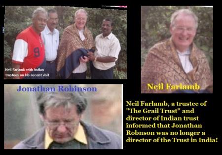The Grail trust targeting Tamilnadu- Neil Fatlam and Jonathan robinson