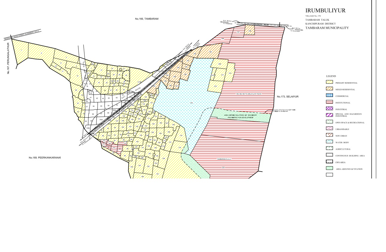 Irumpuliyur map