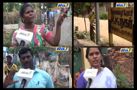 செங்கல்பட்டு ஆசீர்வாதம் கொலை - பொது மக்கள் விளக்கம் 19-06-2016