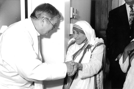 Mother Teresa Defended Pedophile Priest