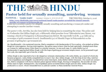 millan-singh-christian-priest-raped-30-women-the-hindu-06-10-2016