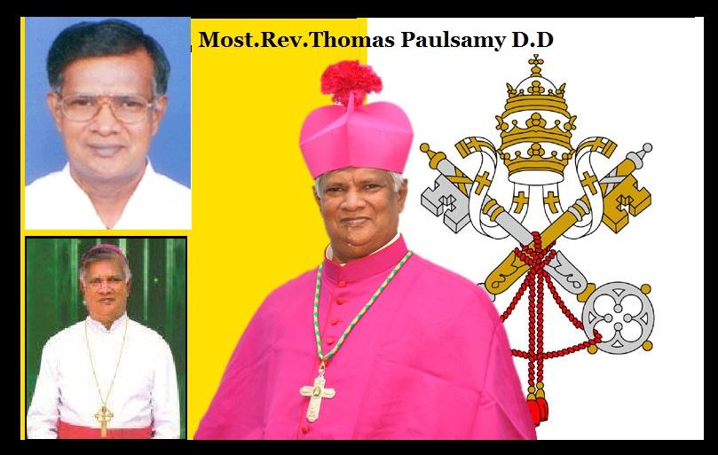most-rev-thomas-paulsamy-d-d