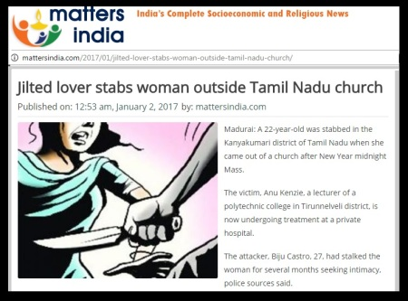 jilted-lover-stabs-woman-outside-tami-nadu-church-02-01-2017