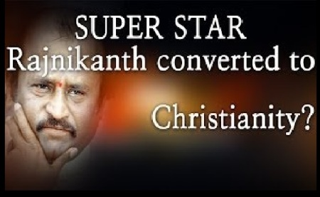 rajnikanth-converted-to-christianity
