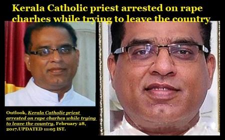 rape-robin-vaddakumchiryil-arrested-supporting-varghese-vallikkatt