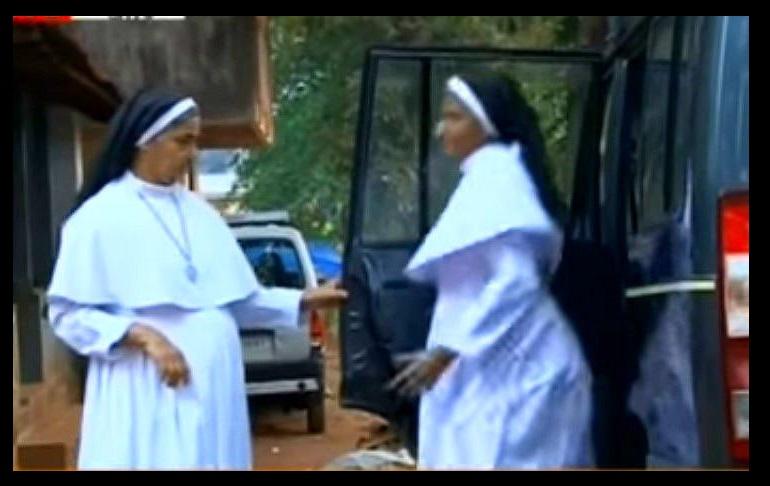 Rape Robin case - Nuns surrendered 22-03-2017