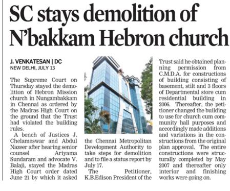 Hebron church dedmilition stayed by SC - CHN_2017-07-14_maip1_23
