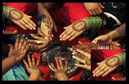 Christians oppose henna
