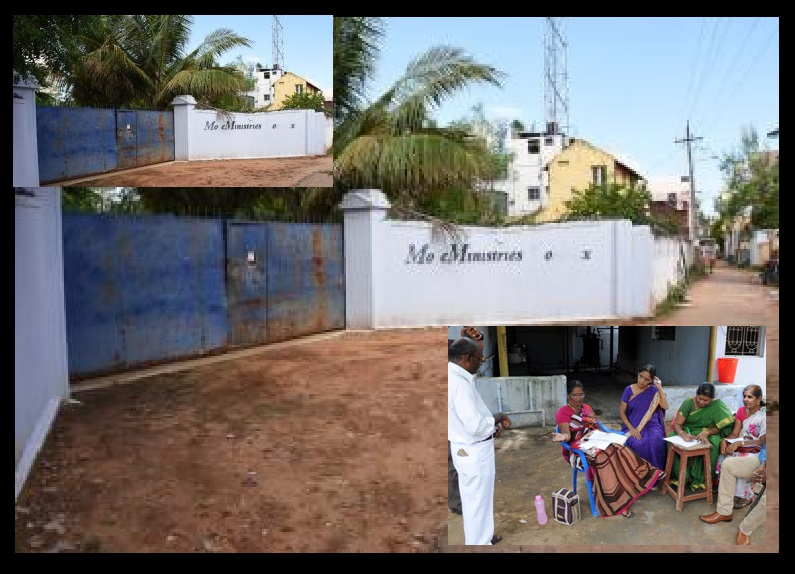 Mose Ministries-2015- taken over by the Social welfare Ministry TN