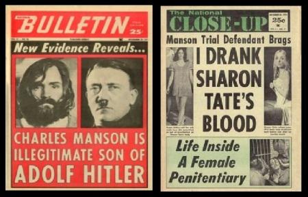 Charles Mansen, illegitimate son-drank blood--vedaprakash